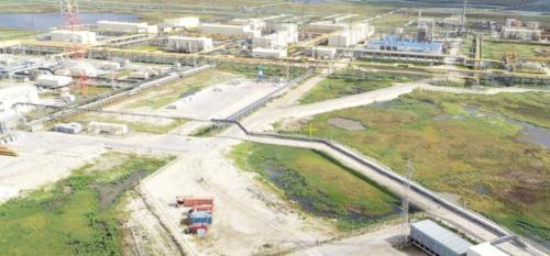 Комплекс проектно-изыскательских работ по нефтегазовым объектам. Ортофотоплан