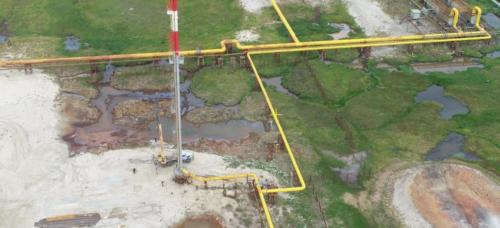 Комплекс проектно-изыскательских работ по нефтегазовым объектам.