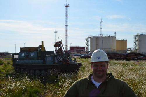 Комплекс проектно-изыскательских работ по нефтегазовым объектам. Люди
